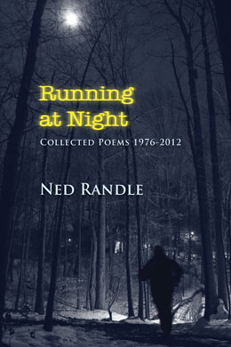 Running at Night - Front Cover